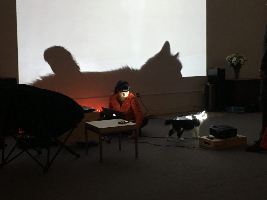 setting up projection 2016